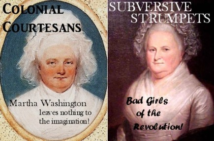 Colonial Courtesans. 21 Jan. 1780: 21-23. Print. Subversive Strumpets. 14 June 1776: 56-59. Print.